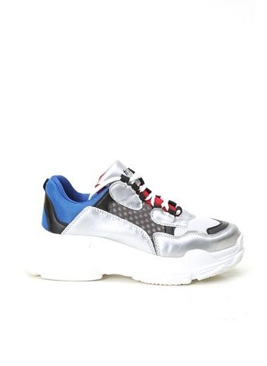 Baqmaq Sneakers Lacivert